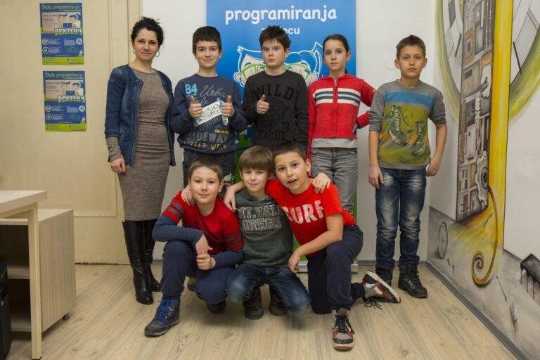 Prva škola programiranja za decu u Čačku