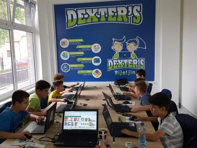 Dexter's IT laboratorija u BIJELJINI